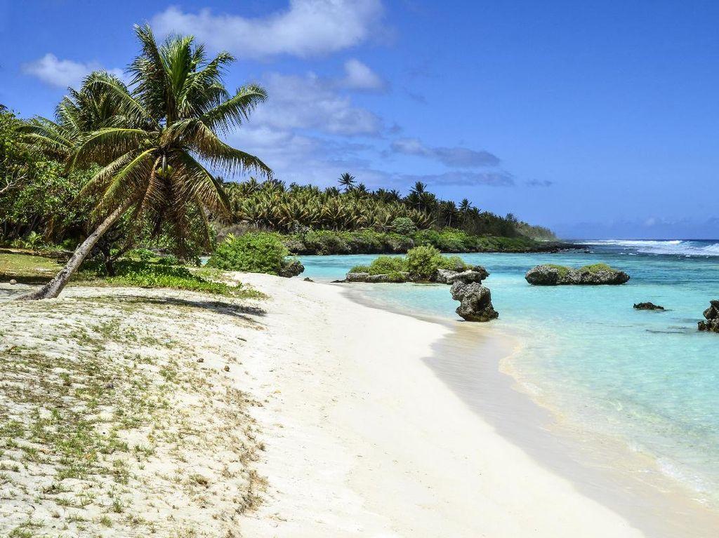 Mikronesia, Si Cantik yang Tak Lagi Bebas Corona