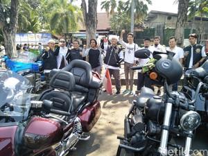 Sambil Ibadah, Bikers Muslim Siap Jelajahi Arab Saudi