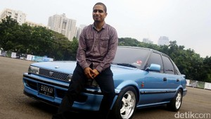 Toyota Corolla Liftback 90s, Obat Stres Willy Keraf