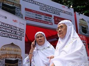 Telkomsel Hadirkan Posko Siaga Haji di Jakarta dan Bekasi