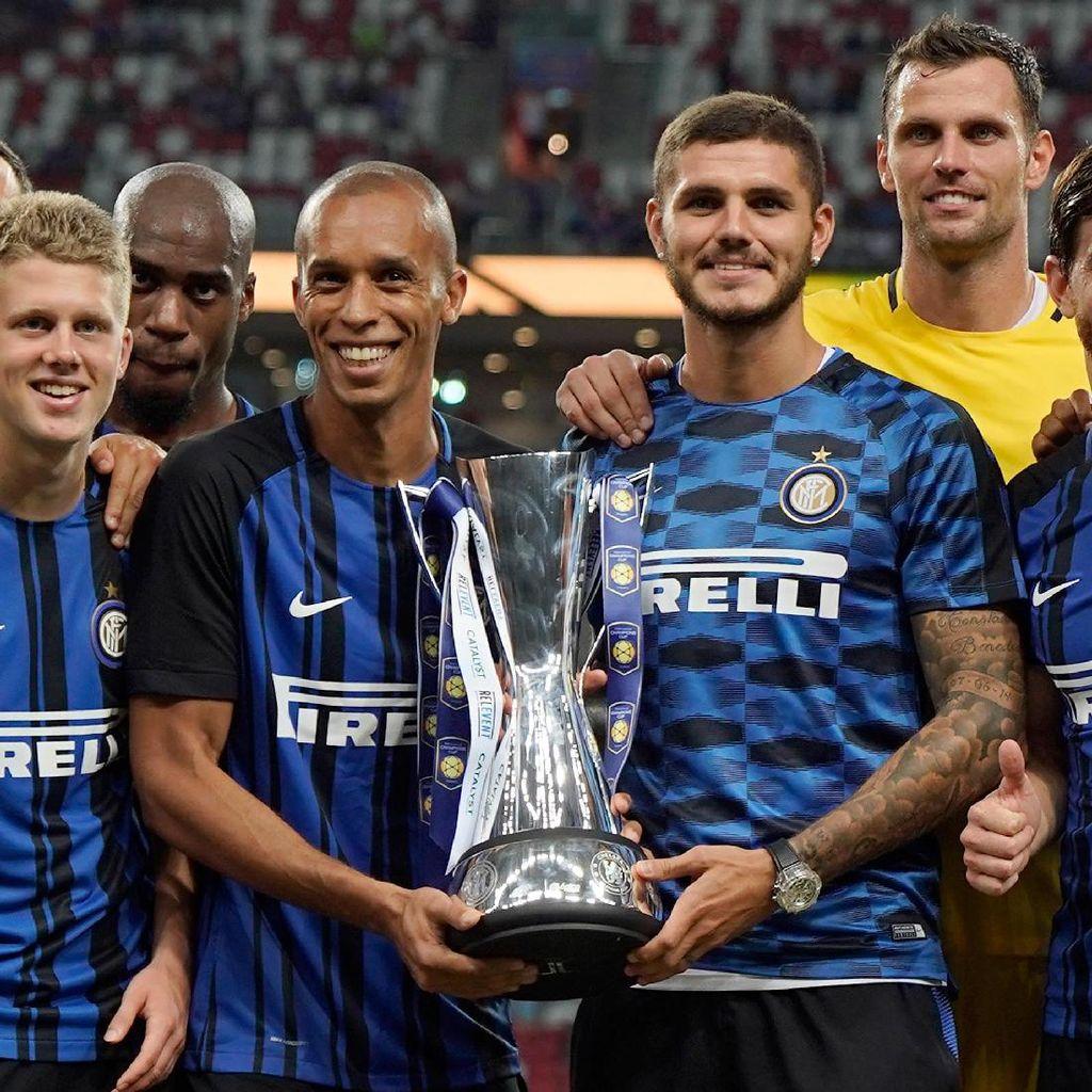 Penalti Icardi Menangkan Inter