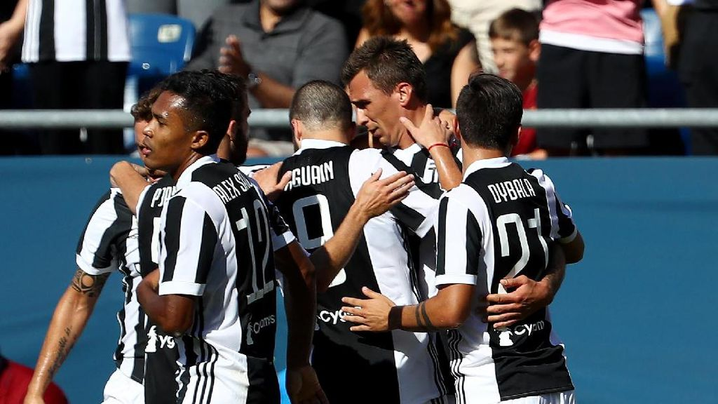 Serie A 2017-18 Dimulai, Diawali Laga Juve vs Cagliari