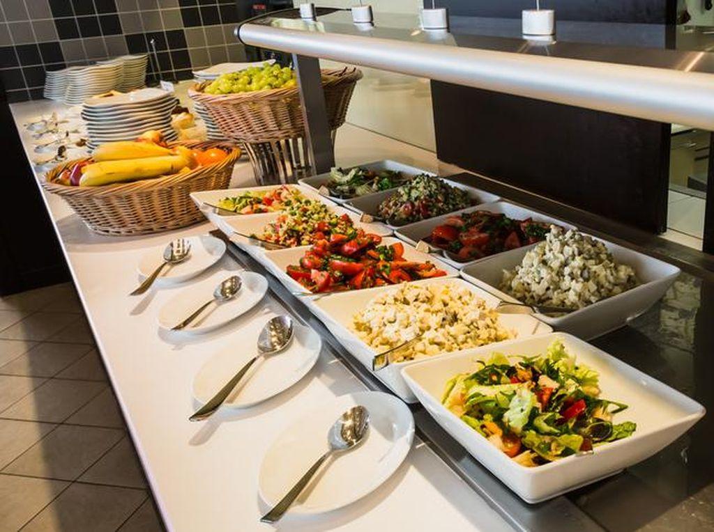 Agar Tak Kelabihan Kalori, Perhatikan Hal Ini Saat Makan Makan Buffet