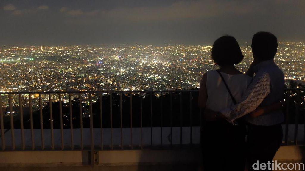 Foto: Tempat Terbaik Melihat Kota Sapporo