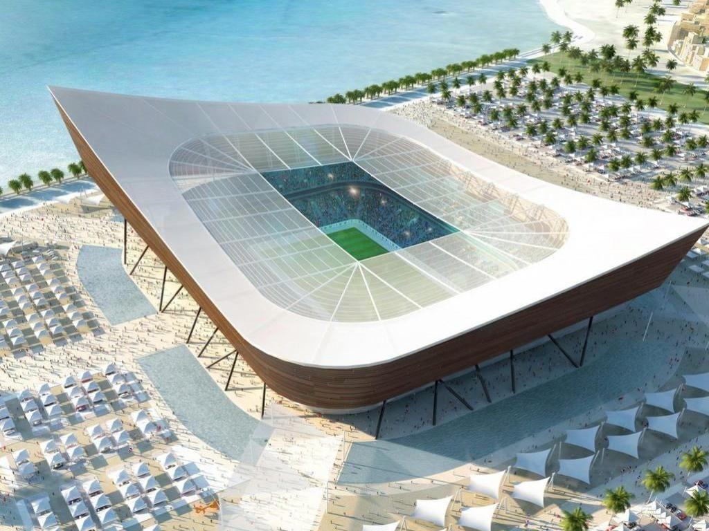Foto: Megahnya Stadion-stadion Tuan Rumah Piala Dunia 2022