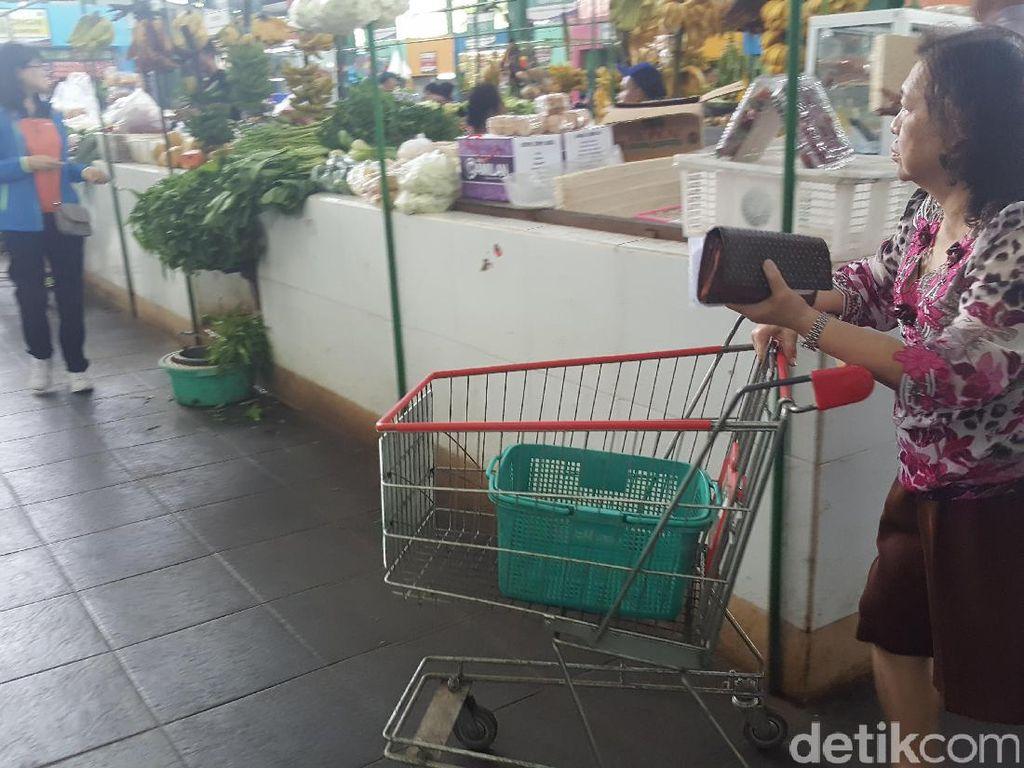 Ada Ruang Menyusui, Wifi, Hingga Troli di Pasar Oro-Oro Dowo