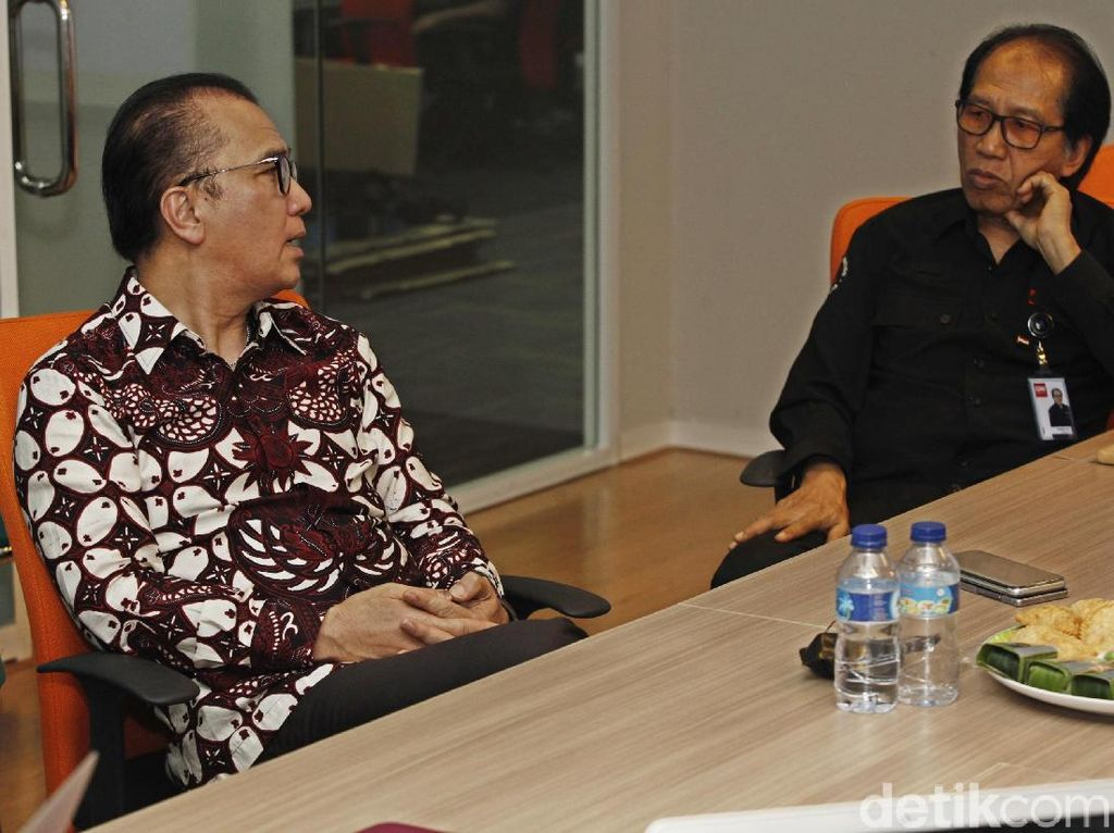 Tantowi Yahya: Perlu Total Football Menjaga Papua di Pangkuan NKRI