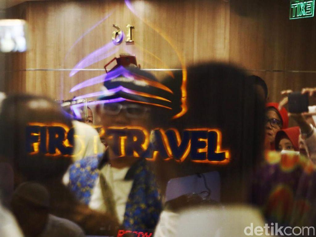 Jemaah Siap Berjihad Melawan First Travel