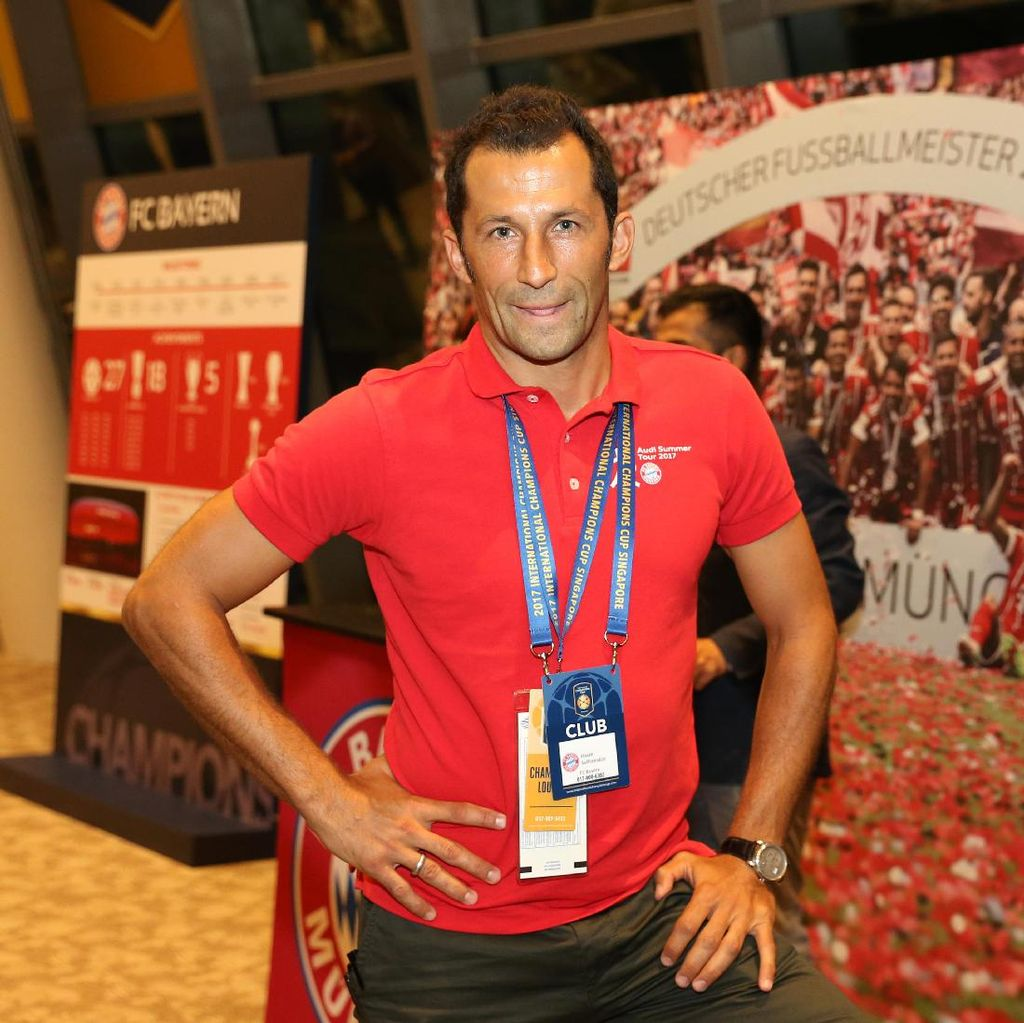 Hasan Salihamidzic Jadi Direktur Olahraga Bayern Munich