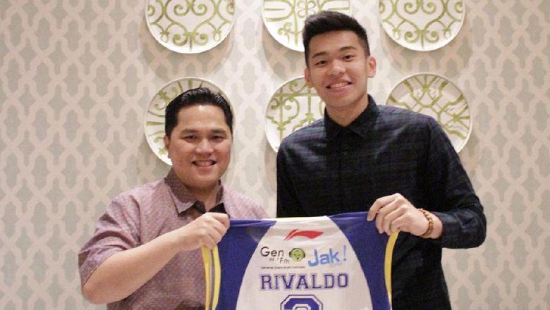 Siapkan Regenerasi, Satria Muda Rekrut Rivaldo