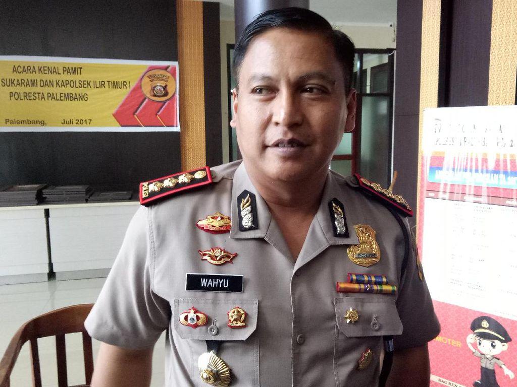 Polisi Periksa 3 Pekerja Terkait Jatuhnya Crane di Palembang