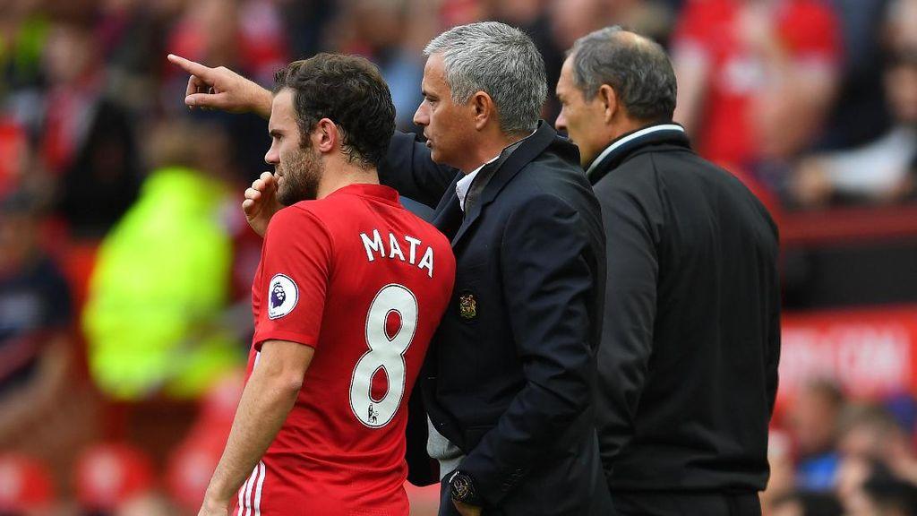 Matic dan Pemain-Pemain Lain yang Bereuni dengan Mourinho