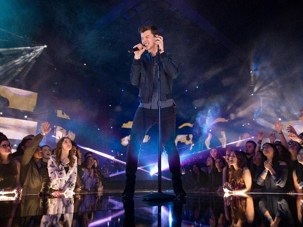Shawn Mendes hingga Eminem Menang di MTV EMA 2017