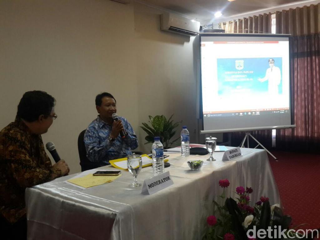 Bupati Irsyad Bicara Gotong Royong sebagai Kunci Membangun Daerah