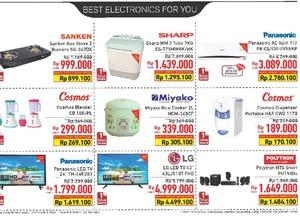 Promo Elektronik Seru di Transmart Setiabudi Semarang