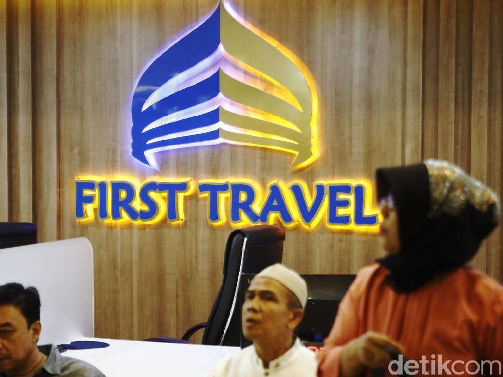 Bank Garansi First Travel Tak Bisa Dipakai Berangkatkan Jemaah