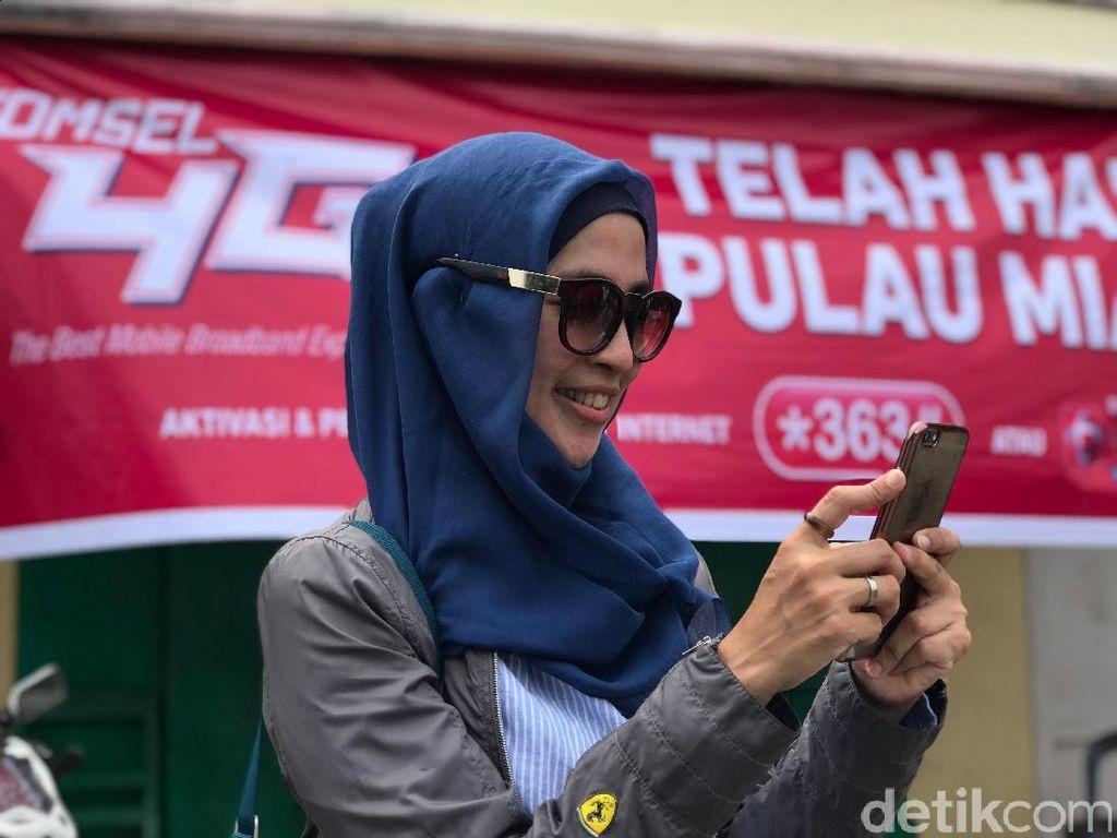 4G Mengalir Lancar di Pulau Terluar Indonesia