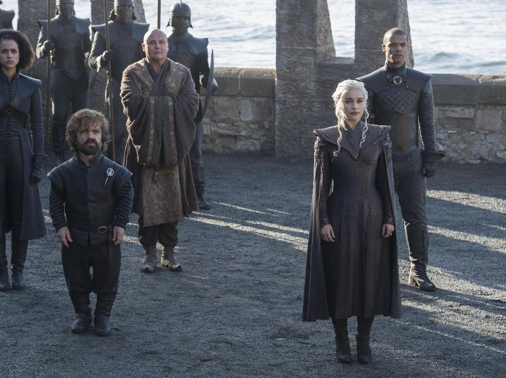 Game of Thrones Jadi Korban Peretasan