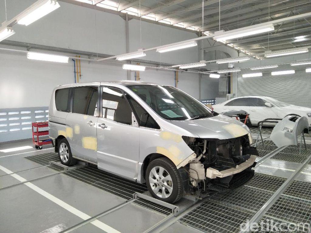 Bengkel Perbaikan dan Pengecatan Mobil AUTOGLAD Resmi Beroperasi