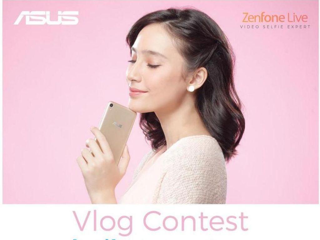 Ikut detikHOT X ASUS Vlog Contest Yuk, Hadiahnya Kamera dan Laptop!