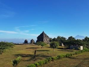 Akhir Pekan di Yogyakarta, Bisa Kunjungi 2 Candi di Sleman