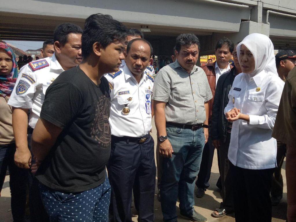 Pemkot Palembang Minta Warga Mengungsi saat Pengerjaan Proyek LRT