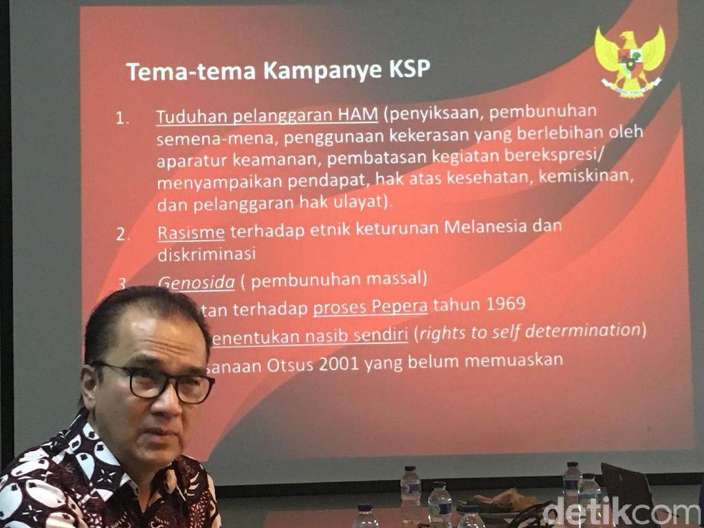 Negara Pasifik Perlu Dirangkul Untuk Jaga Papua