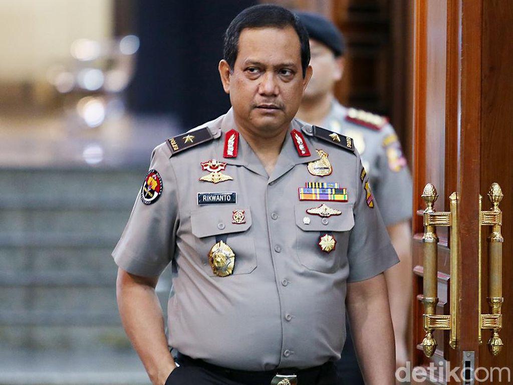 Polri: Terduga Teroris Cirebon Sudah Baiat ke ISIS