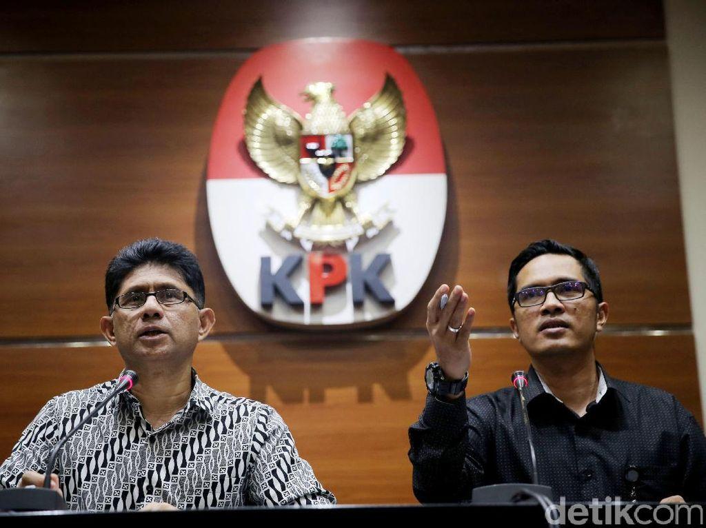 KPK Tetapkan Bupati Pamekasan Achmad Syafii Sebagai Tersangka