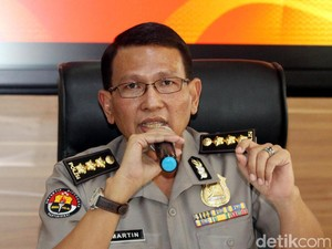 Polisi Tetapkan 9 Tersangka Kasus Obat PCC