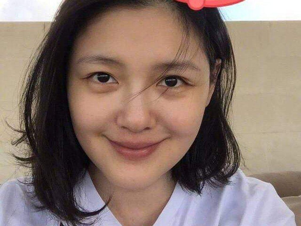Barbie Hsu Shan Cai Sumbang 10.000 Masker untuk Wuhan