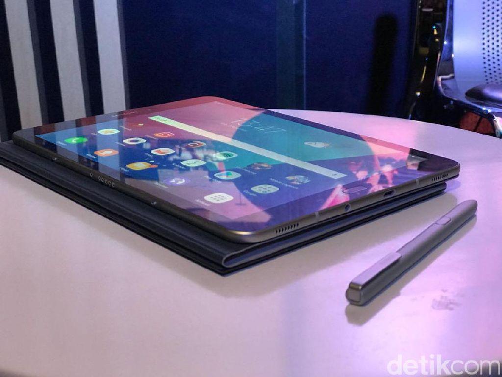Pengapalan Tablet Samsung Menurun di 2017