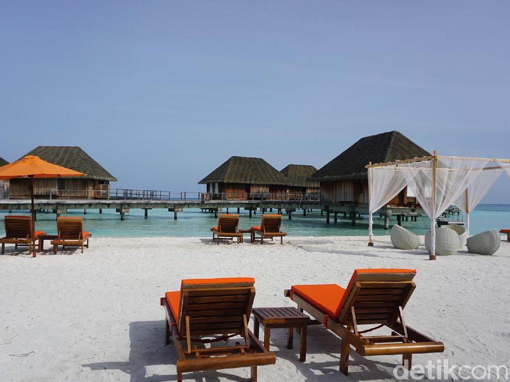 Alhamdulillah! Tahun 2021 Maldives Banjir Turis