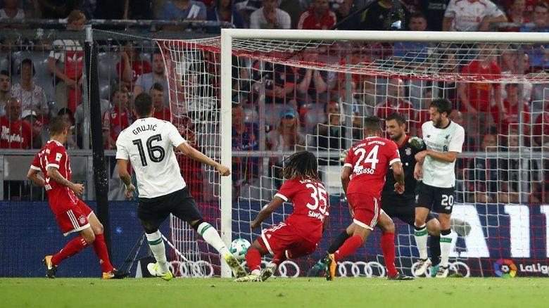 Bayern Liverpool Detail: Liverpool Hajar Bayern 3-0
