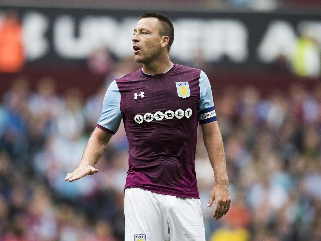Terry Ingin Bawa Aston Villa Kembali ke Premier League