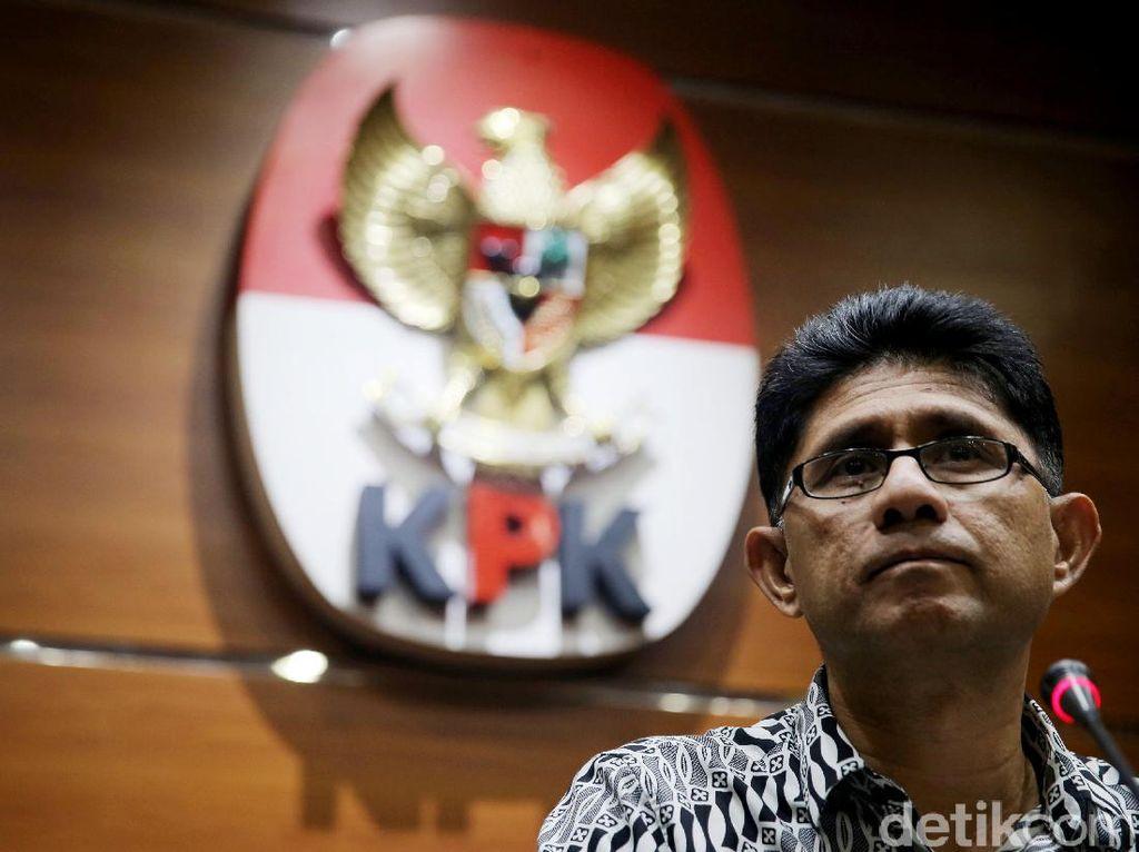 KPK Minta Sidang Perdana Novanto Tidak Ditunda