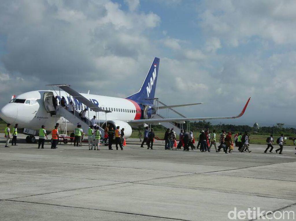 NAM Air Tebar Diskon Tiket Rp 70 Ribu, Traveler: Diskonnya Dikit Banget!