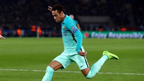 Iming-iming Rp 11,4 M Sepekan dari PSG untuk Neymar