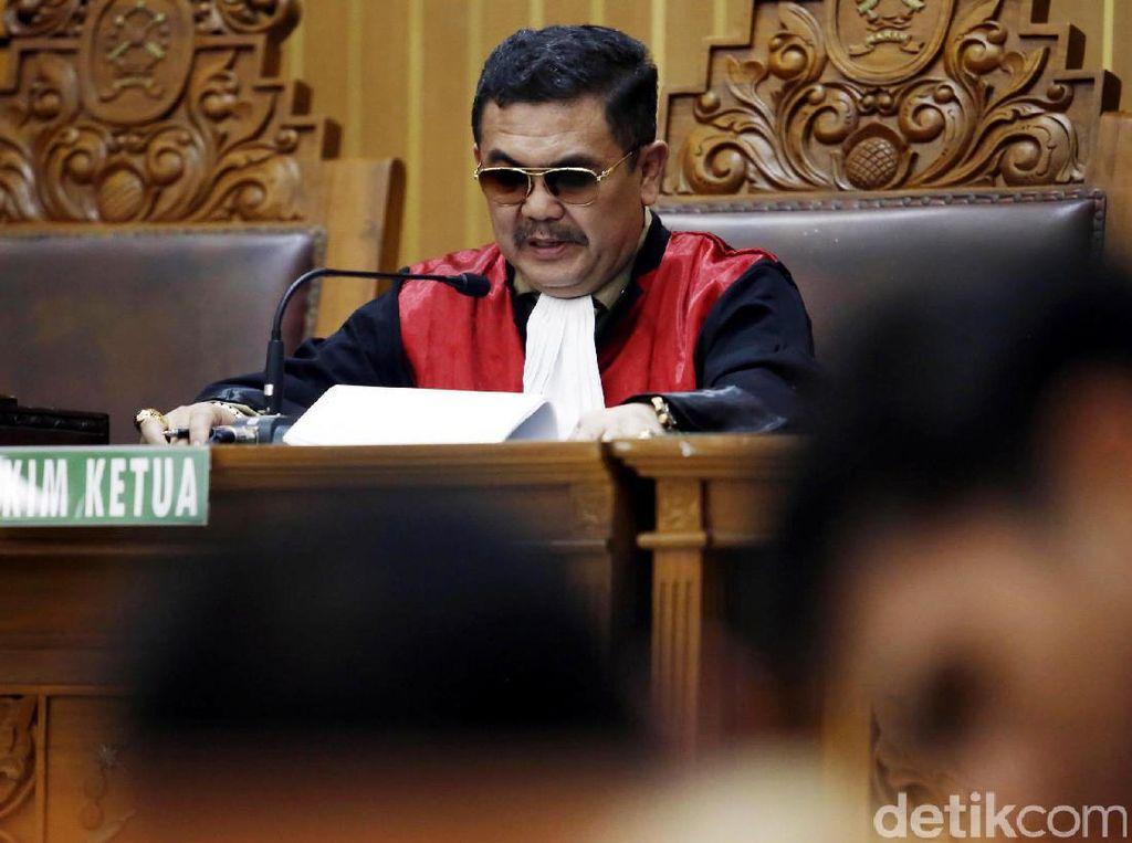 Hakim Tolak Gugatan Praperadilan Syafruddin Temenggung