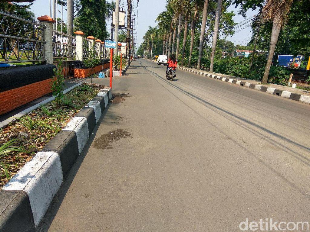 Pemkab Janji Prioritaskan Pembangunan Frontage Road Sidoarjo