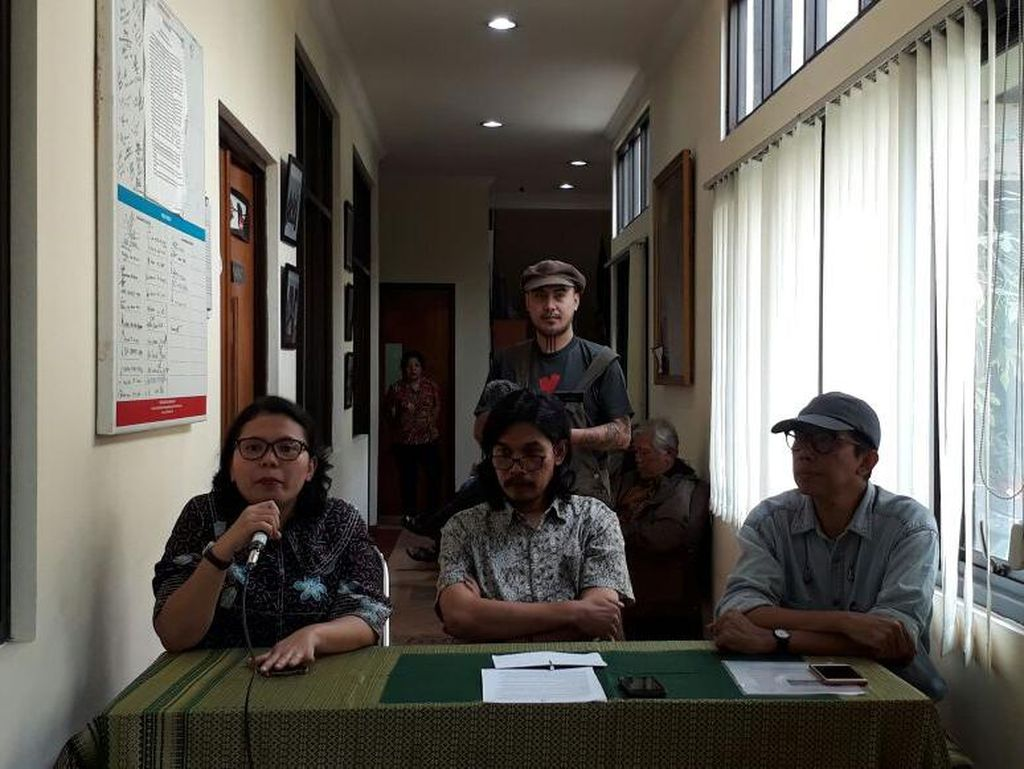 Kata Polisi Soal Panitia Pengadilan Rakyat 65 yang Ngaku Diintimidasi