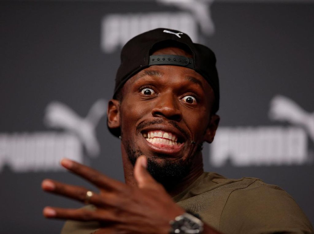 Usain Bolt: Aku Masih yang Tercepat di Dunia