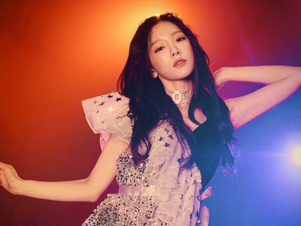 Taeyeon SNSD Tampil Mempesona di Teaser Foto Holiday Night