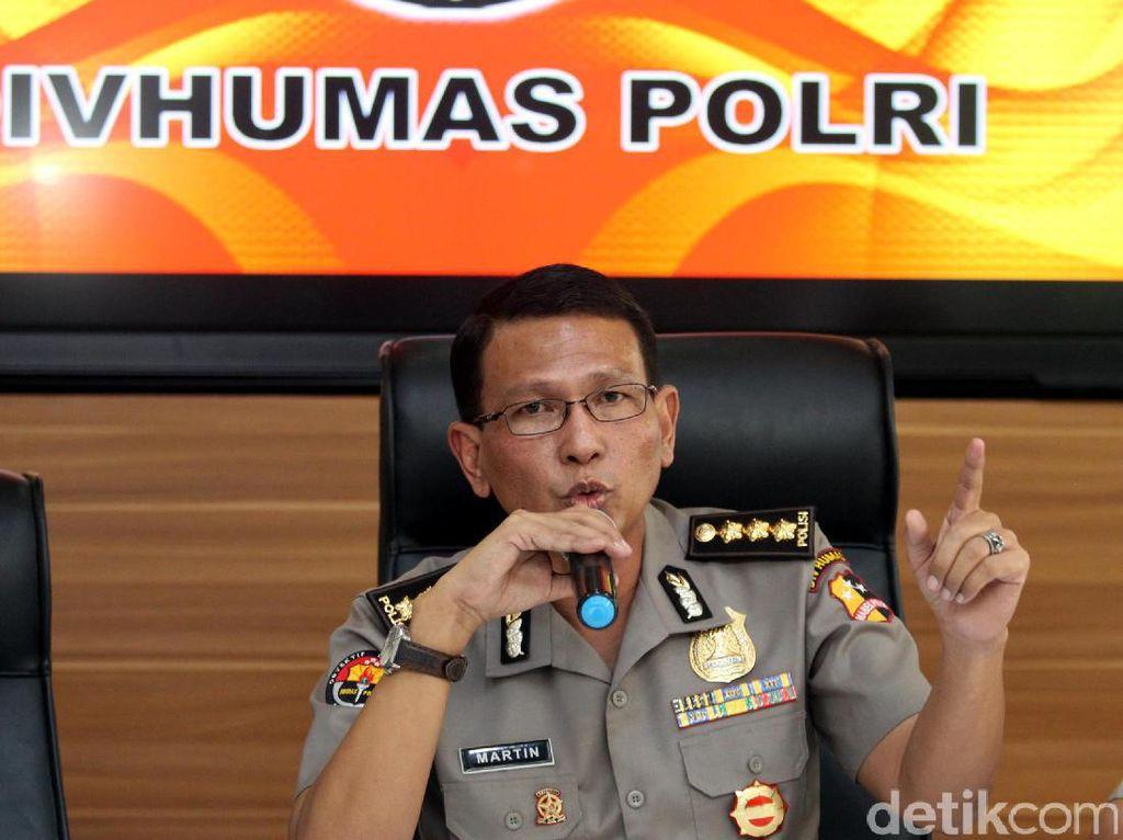 Polri: Pria yang Coba Terobos Istana Juga Ancam SBY Dan Prabowo