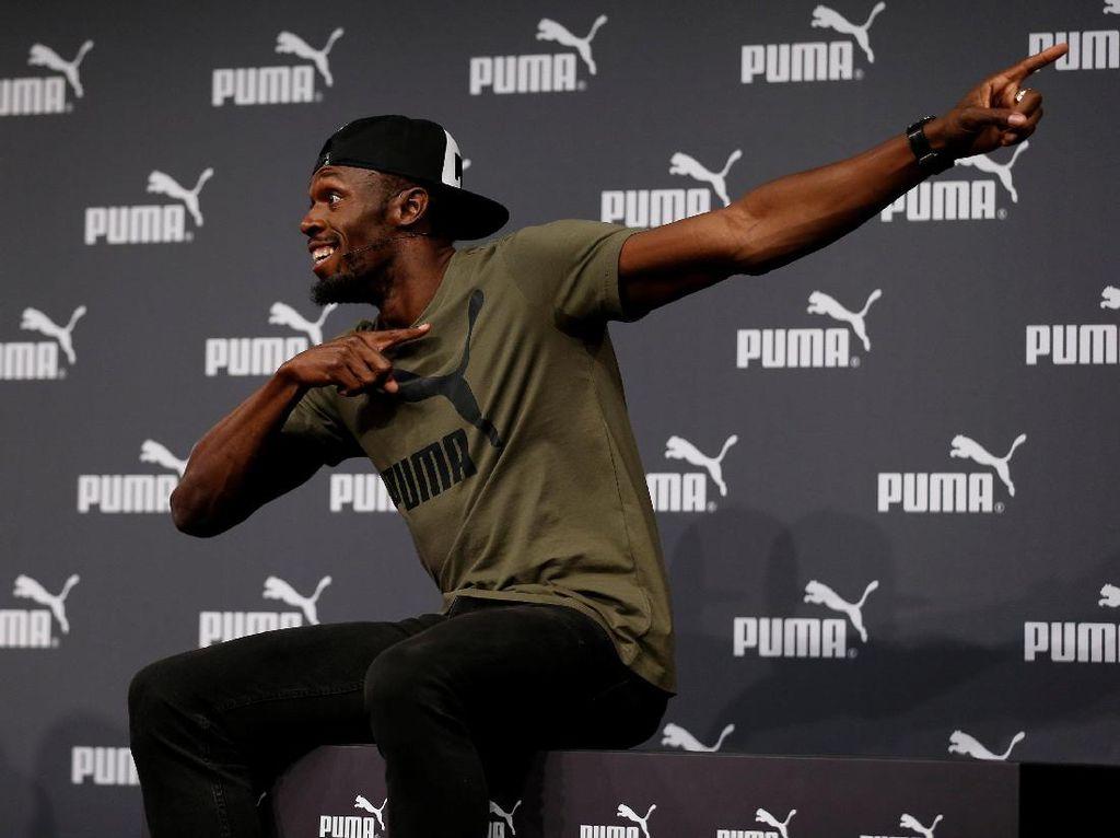 Peringatan Bolt kepada Para Atlet yang Pakai Doping