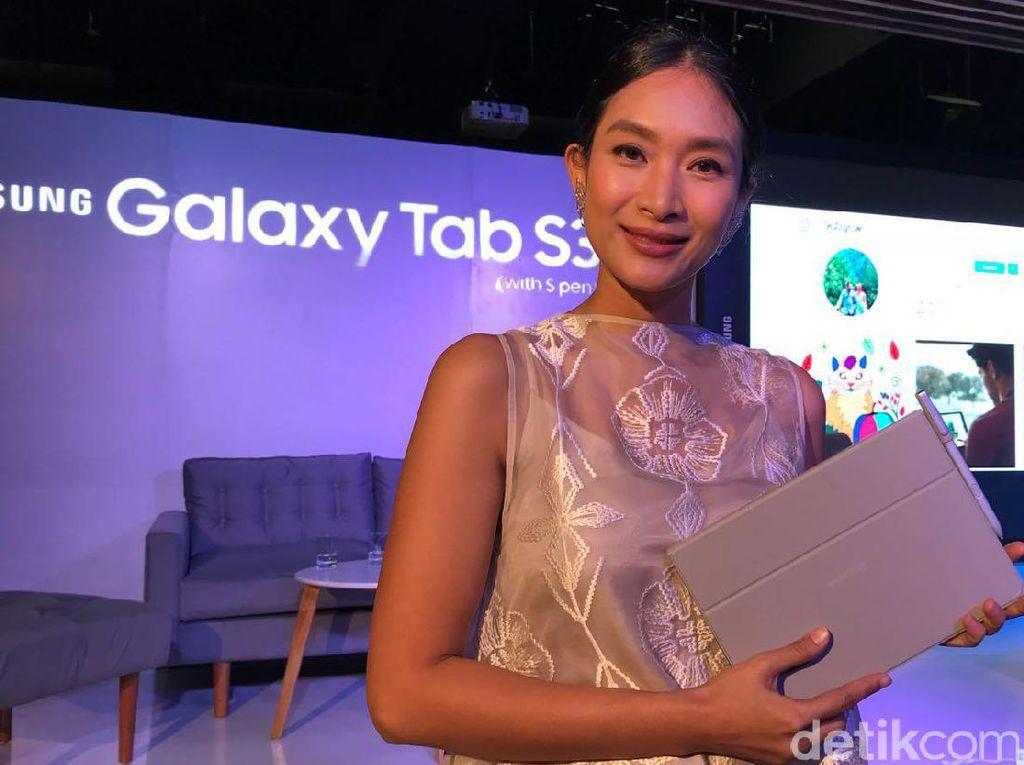 Penampakan Galaxy Tab S3 Seharga Rp 10 Juta