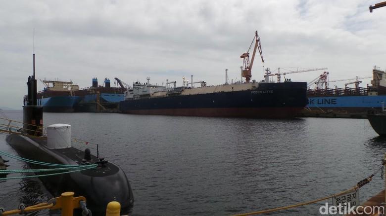 Kapal Selam Nagapasa akan Wujudkan RI Jadi Poros Maritim Dunia