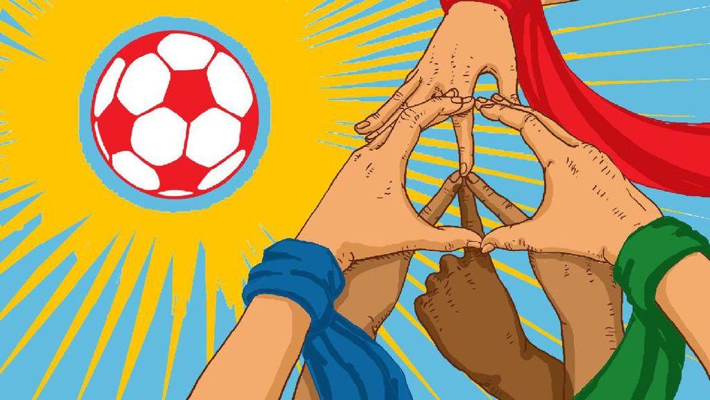 Mengakhiri Nestapa Suporter Bola
