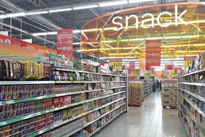 Beli 2 Gratis 1 Makanan Ringan Hingga Sabun di Transmart Carrefour