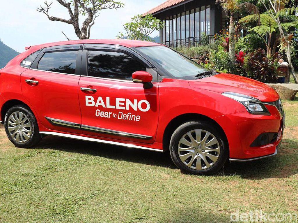 Hatchback Lesu, Suzuki Tetap Berani Luncurkan Baleno